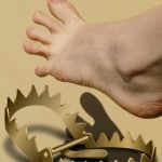 Acupuncture for sprained ankle