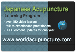 acupuncture learning program