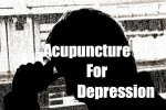 Japanese acupuncture for depression