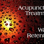 Acupuncture Treatment for Water Retention in Pregnancy